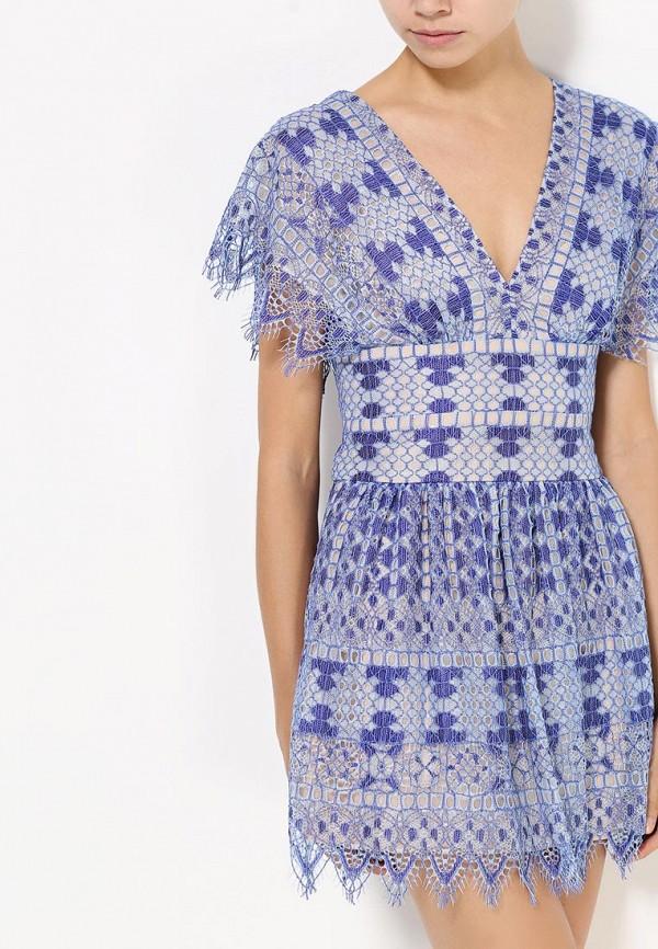 Платье-мини BCBGMAXAZRIA XDE66E87: изображение 2