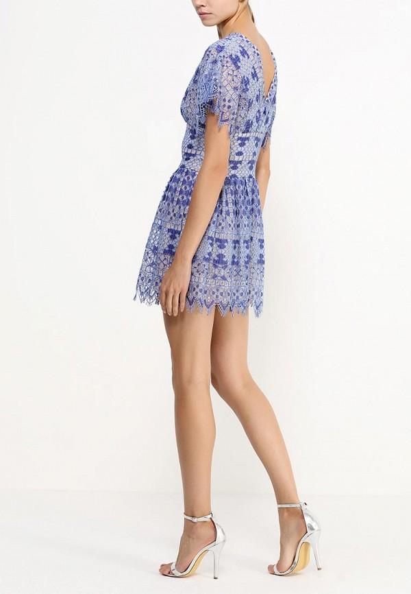 Платье-мини BCBGMAXAZRIA XDE66E87: изображение 4