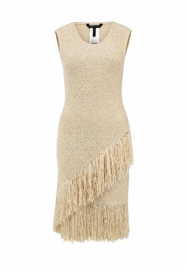 Платье-миди BCBGMAXAZRIA SYG66E66: изображение 1