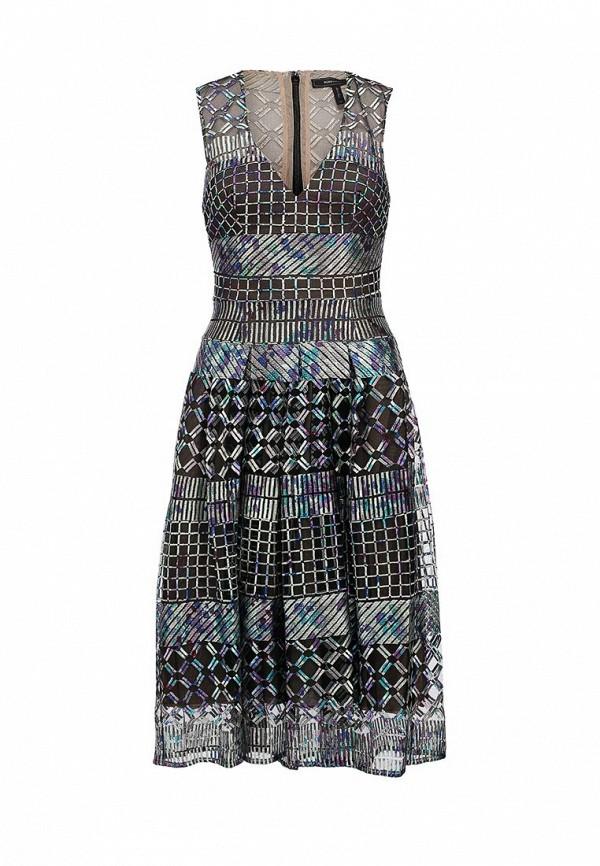 Платье-миди BCBGMAXAZRIA BLN69E34: изображение 1