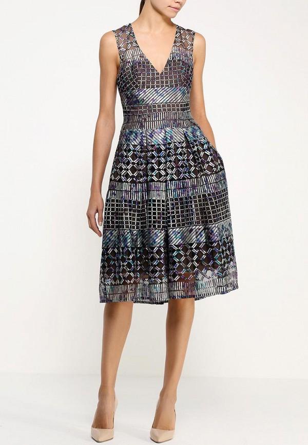Платье-миди BCBGMAXAZRIA BLN69E34: изображение 3