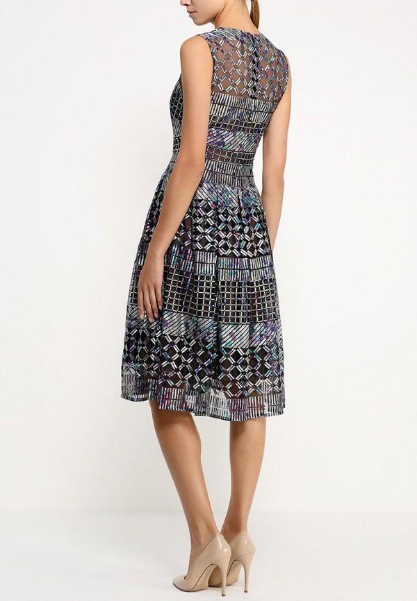 Платье-миди BCBGMAXAZRIA BLN69E34: изображение 4
