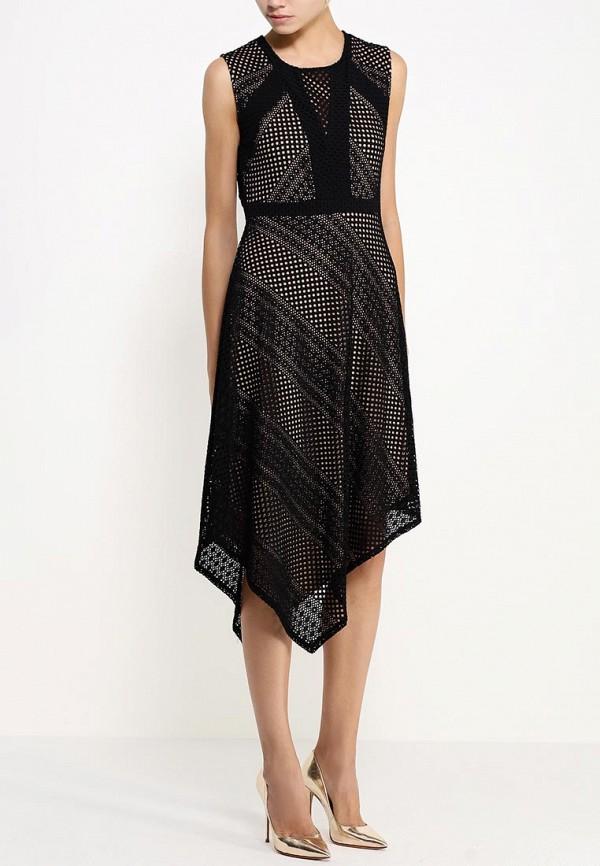 Платье-миди BCBGMAXAZRIA CRX69E71: изображение 3