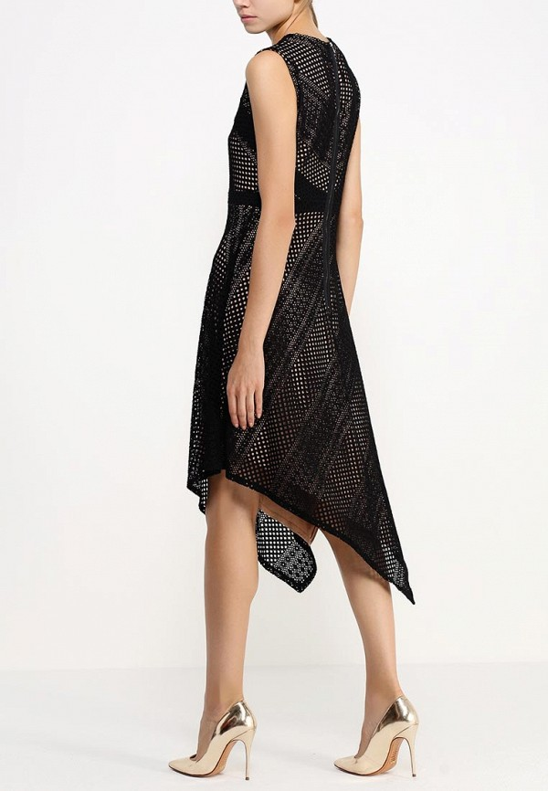 Платье-миди BCBGMAXAZRIA CRX69E71: изображение 4