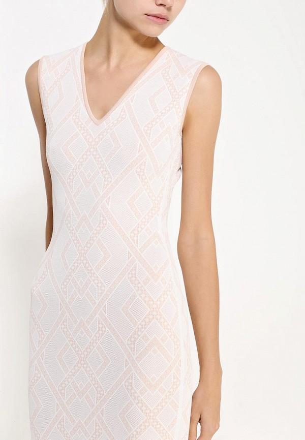 Платье-миди BCBGMAXAZRIA UEI68E80: изображение 2