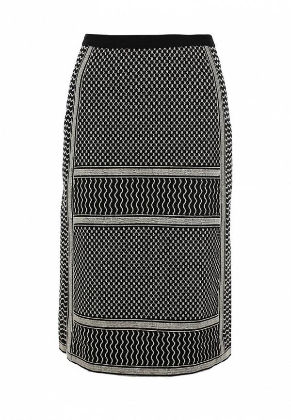 Широкая юбка BCBGMAXAZRIA WIN3F628