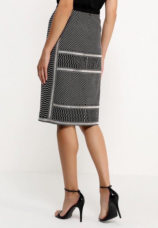 Широкая юбка BCBGMAXAZRIA WIN3F628: изображение 4