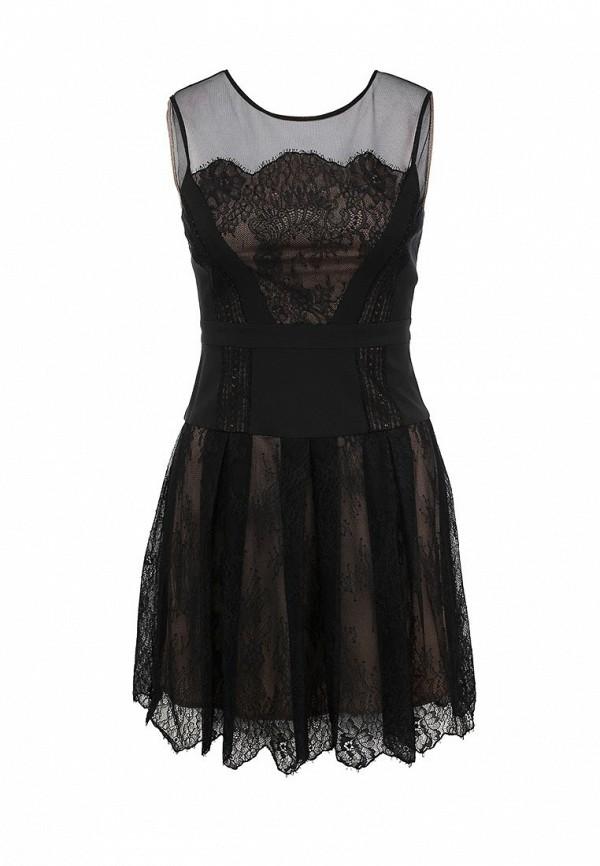 Платье-мини BCBGMAXAZRIA ZMK67D25: изображение 1