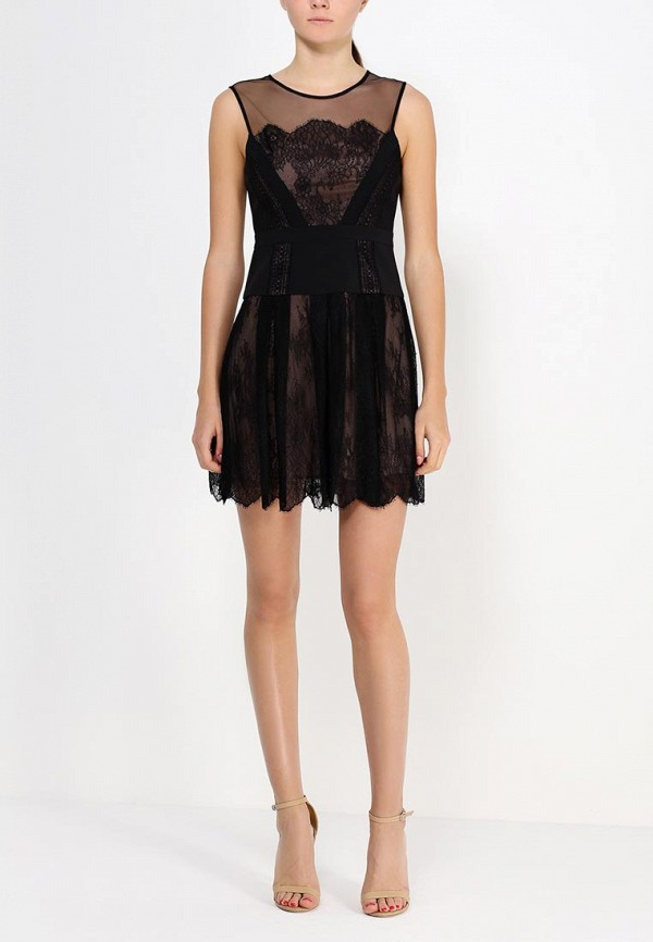 Платье-мини BCBGMAXAZRIA ZMK67D25: изображение 3