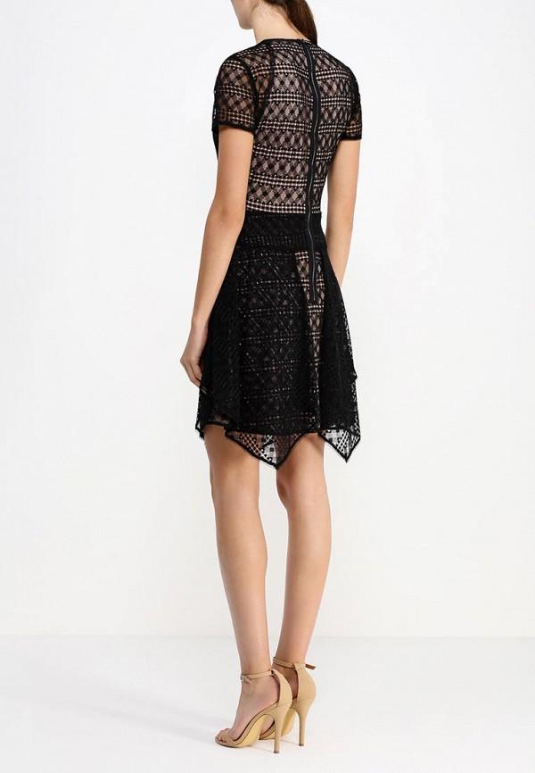 Платье-миди BCBGMAXAZRIA DSX64F01: изображение 4