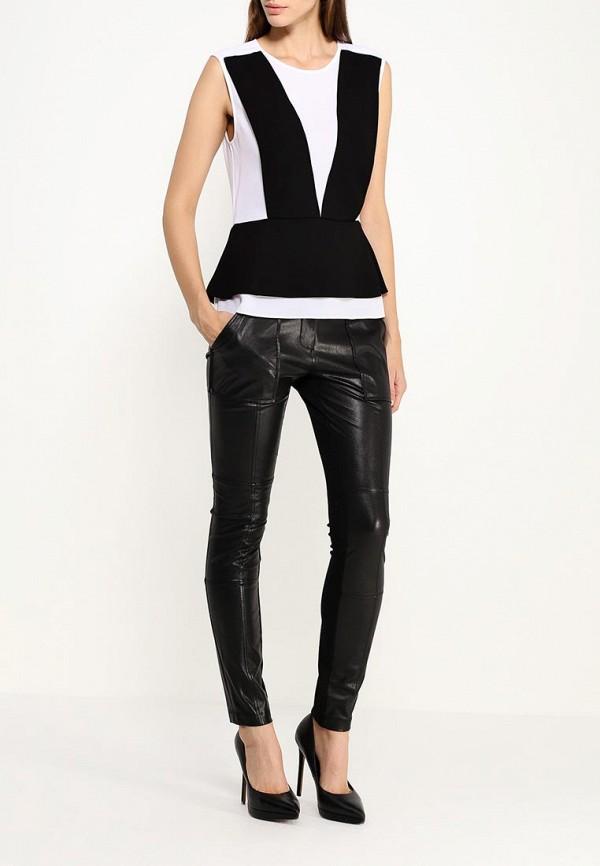 Женские зауженные брюки BCBGMAXAZRIA DTP2E641: изображение 2