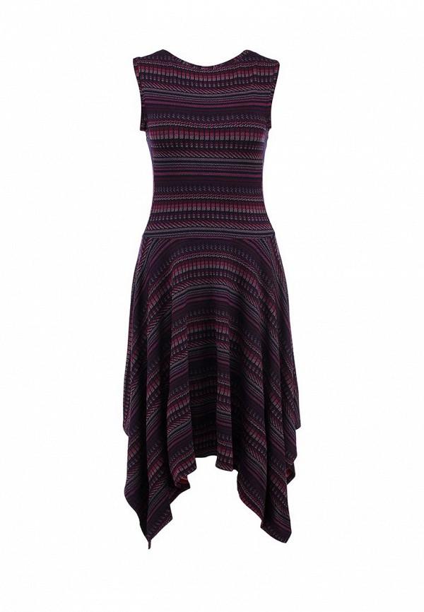 Платье-миди BCBGMAXAZRIA DUQ64F11: изображение 2