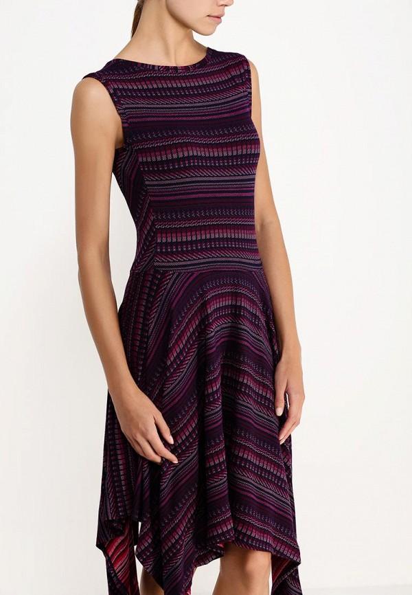 Платье-миди BCBGMAXAZRIA DUQ64F11: изображение 3