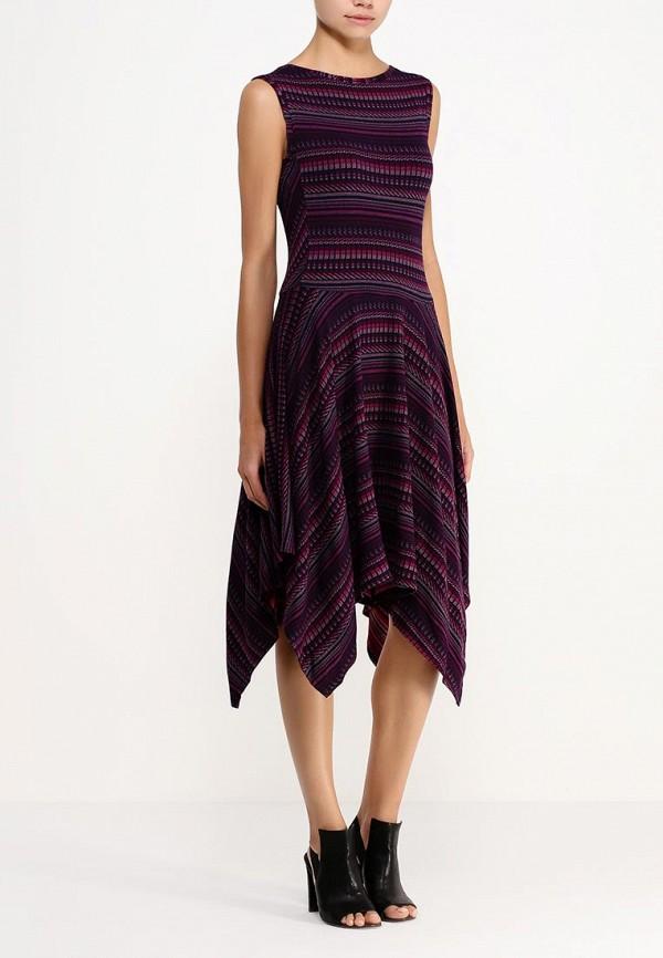Платье-миди BCBGMAXAZRIA DUQ64F11: изображение 4