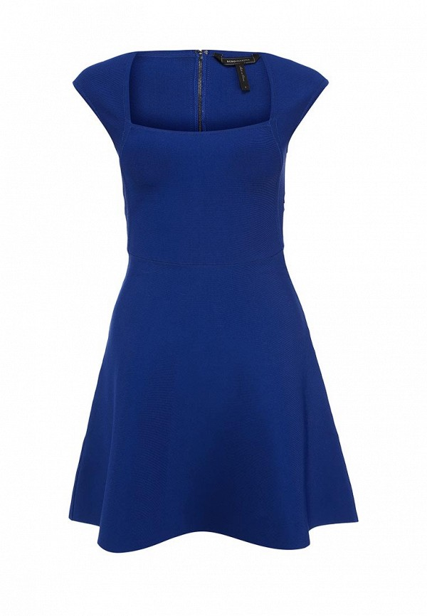 Платье-миди BCBGMAXAZRIA LHL61F68: изображение 1