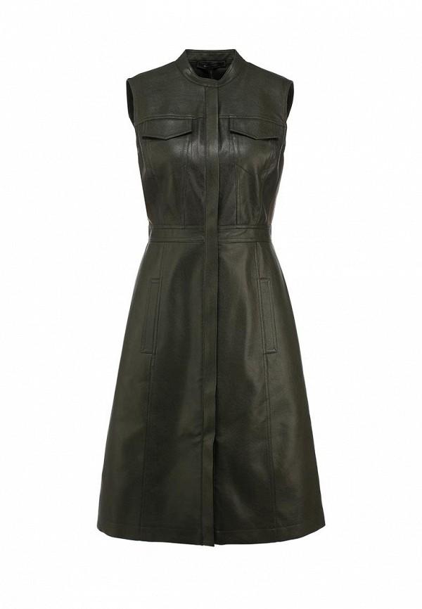 Платье-миди BCBGMAXAZRIA RPY69F35: изображение 1