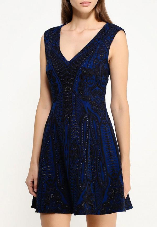 Платье-миди BCBGMAXAZRIA BNN60F44: изображение 3