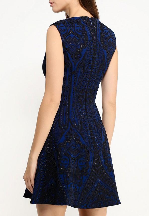 Платье-миди BCBGMAXAZRIA BNN60F44: изображение 4