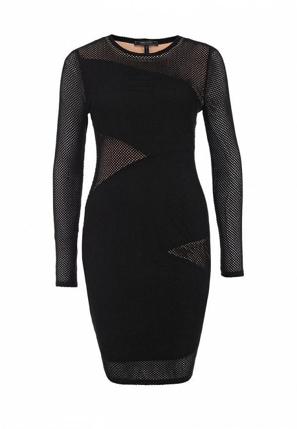 Платье-миди BCBGMAXAZRIA DTW68F16: изображение 1