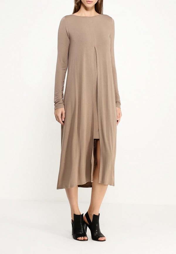Платье-миди BCBGMAXAZRIA EYK64F95: изображение 2