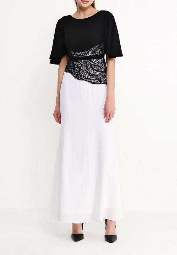 Платье-макси BCBGMAXAZRIA LMQ63F36: изображение 2
