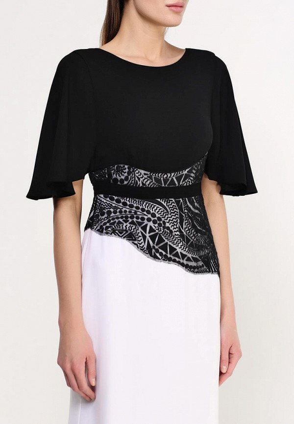 Платье-макси BCBGMAXAZRIA LMQ63F36: изображение 4