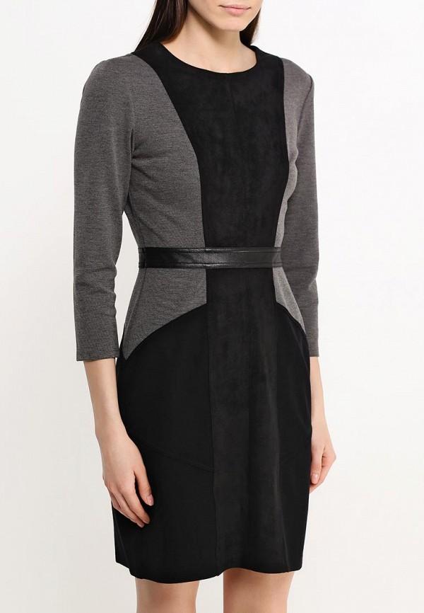 Платье-миди BCBGMAXAZRIA ONW61G70: изображение 3