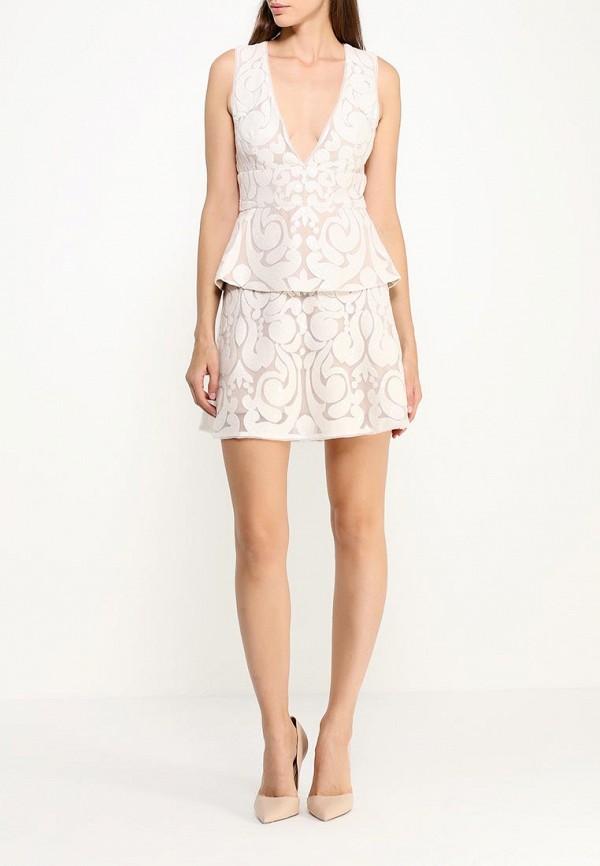 Платье-миди BCBGMAXAZRIA URW60E97: изображение 2
