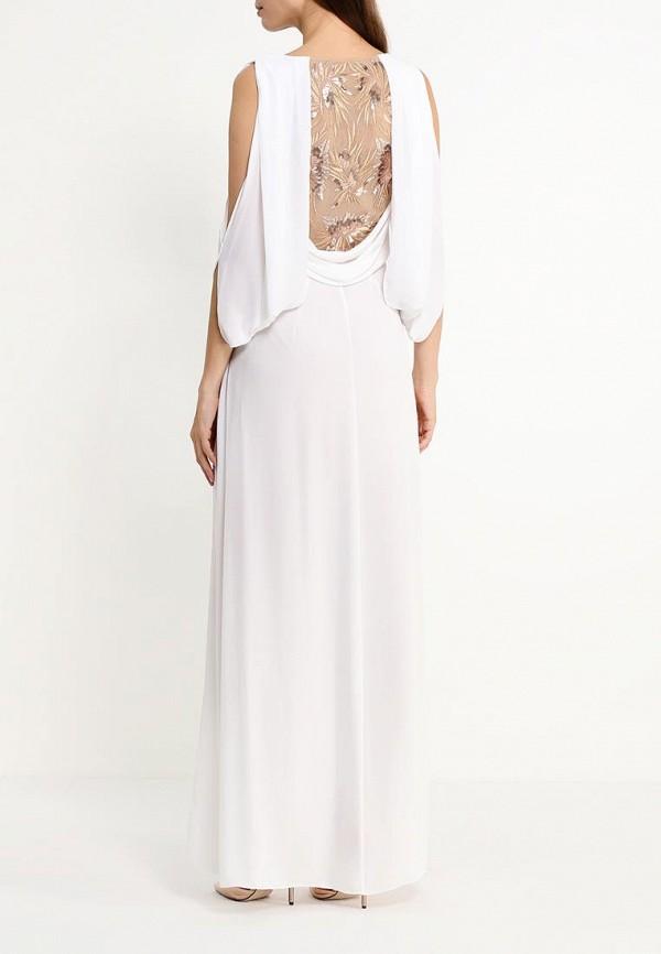 Платье-макси BCBGMAXAZRIA WQR63F52: изображение 3