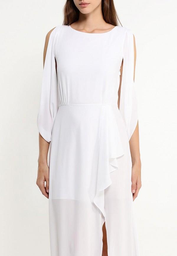 Платье-макси BCBGMAXAZRIA WQR63F52: изображение 4