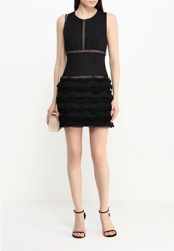 Платье-мини BCBGMAXAZRIA XVR68G42: изображение 2