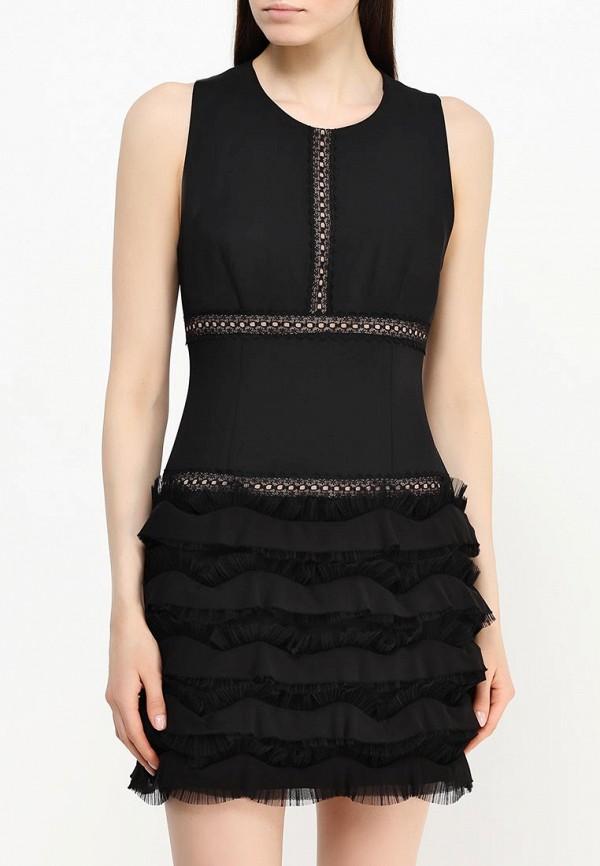 Платье-мини BCBGMAXAZRIA XVR68G42: изображение 3