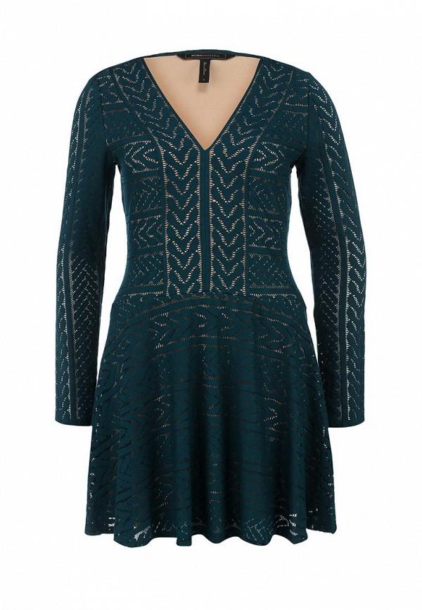 Платье-миди BCBGMAXAZRIA GTK61G16: изображение 1