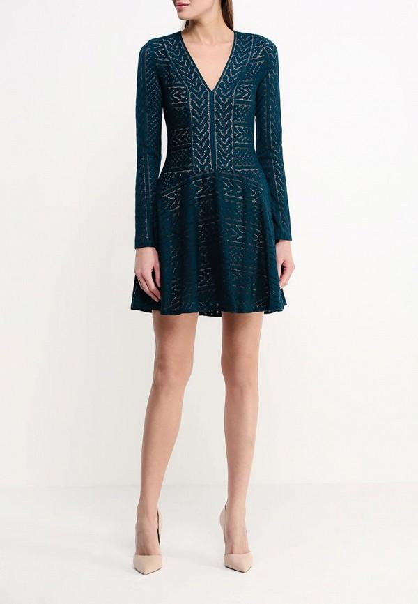 Платье-миди BCBGMAXAZRIA GTK61G16: изображение 2