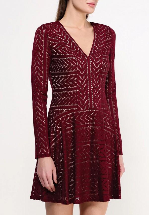 Платье-миди BCBGMAXAZRIA GTK61G16: изображение 3