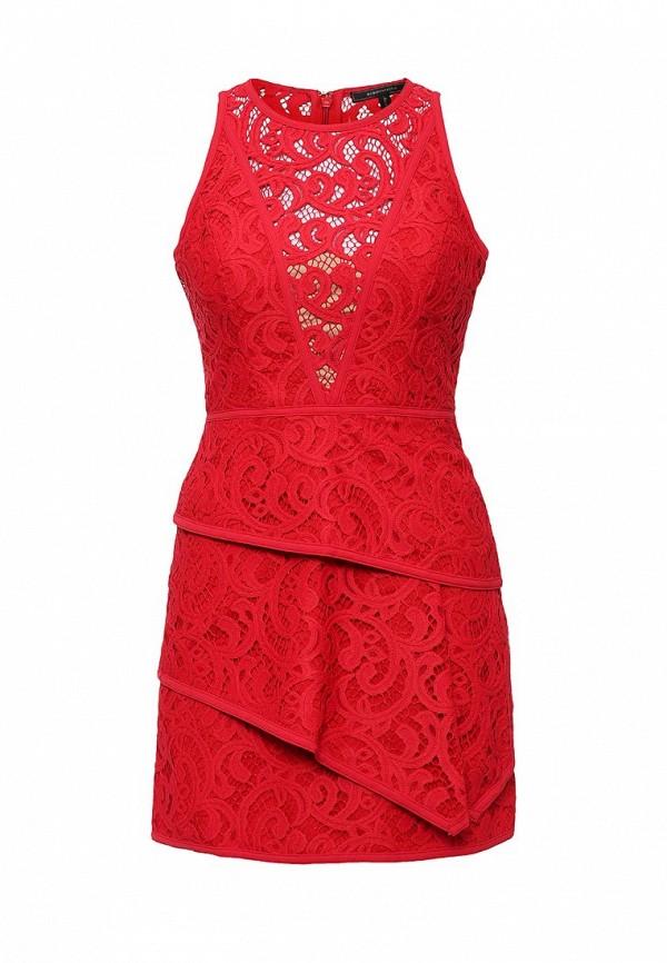 Платье-мини BCBGMAXAZRIA LCC65G25: изображение 1