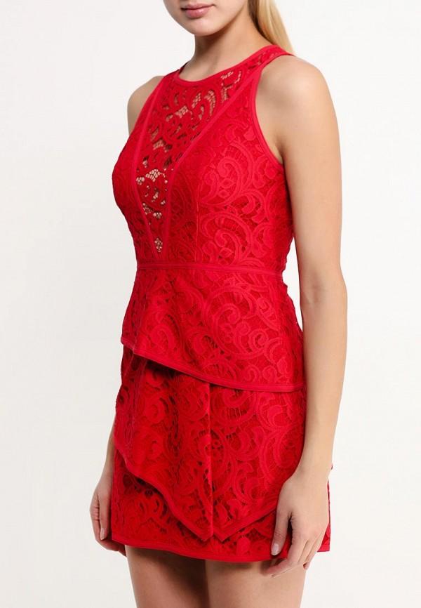 Платье-мини BCBGMAXAZRIA LCC65G25: изображение 3