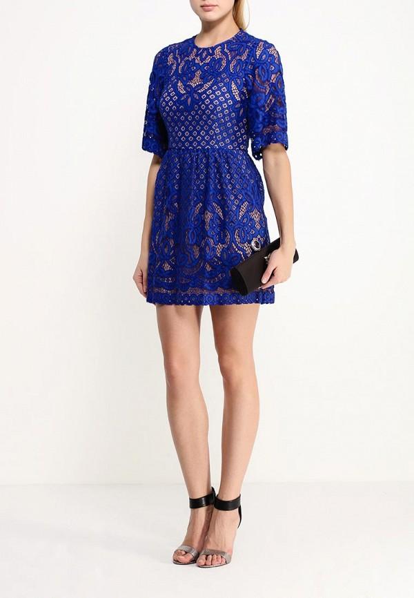 Платье-мини BCBGMAXAZRIA YBE66G23: изображение 2