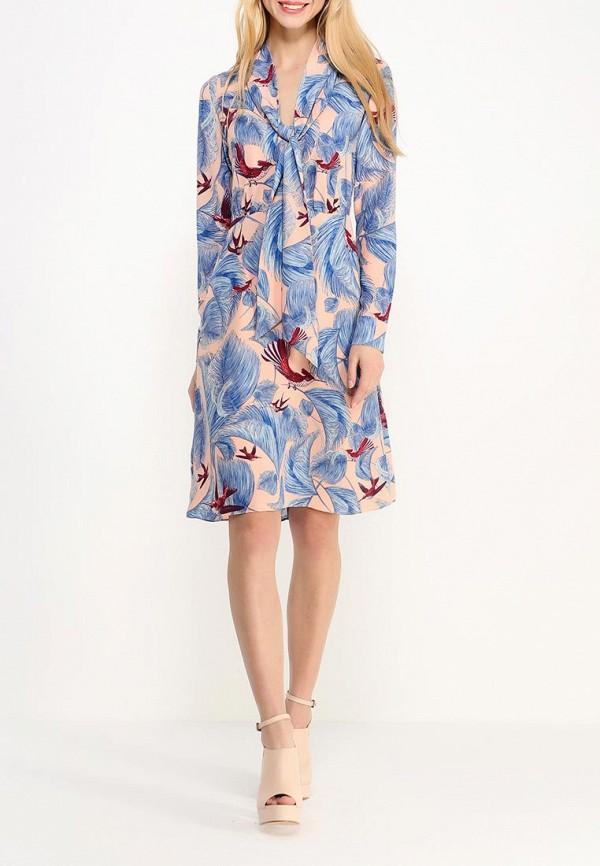 Платье-миди BCBGMAXAZRIA RPR68G86: изображение 3
