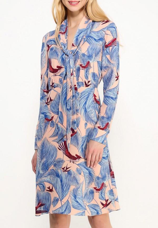 Платье-миди BCBGMAXAZRIA RPR68G86: изображение 4