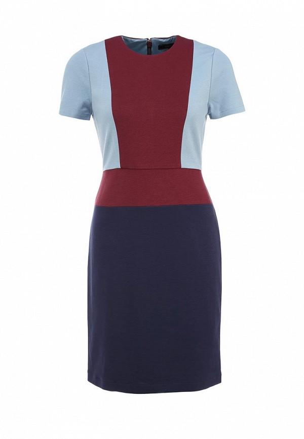 Платье-миди BCBGMAXAZRIA ONW63G44: изображение 1