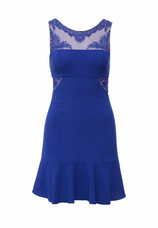 Платье-мини BCBGMAXAZRIA YWI69G25: изображение 1