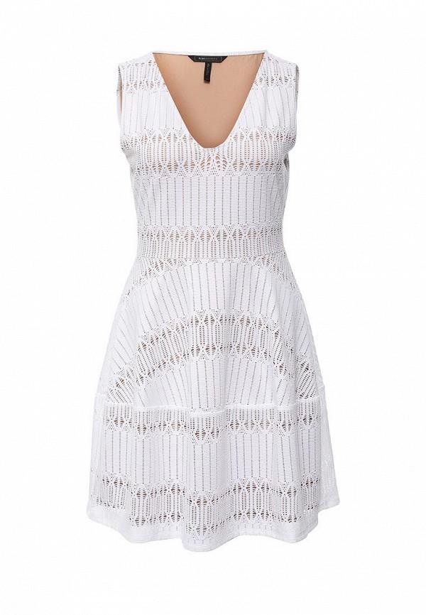 Платье-миди BCBGMAXAZRIA ZUP62H84: изображение 1