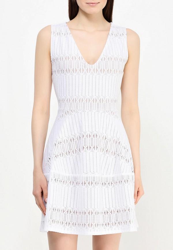 Платье-миди BCBGMAXAZRIA ZUP62H84: изображение 3