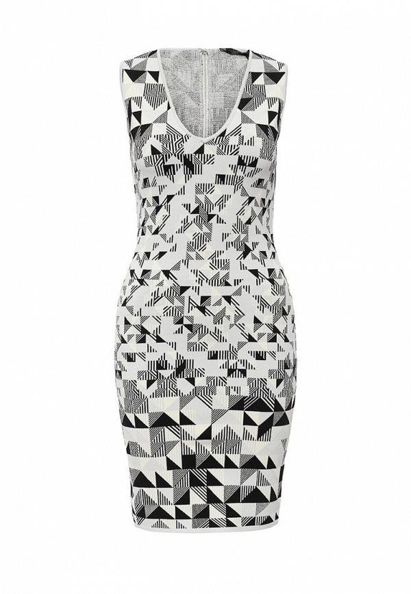 Вязаное платье BCBGMAXAZRIA RRV69G46