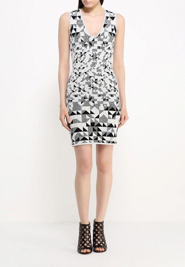 Вязаное платье BCBGMAXAZRIA RRV69G46: изображение 2