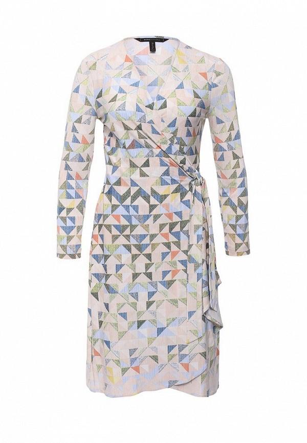 Платье-миди BCBGMAXAZRIA LIK63A49: изображение 1