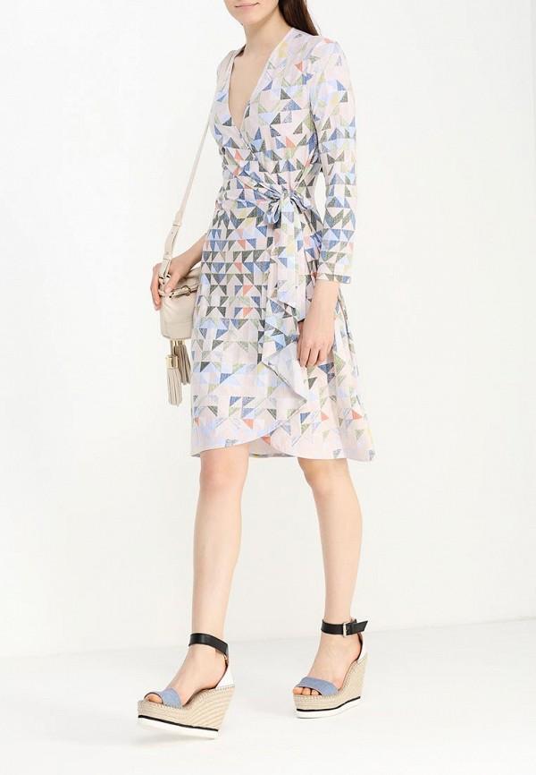 Платье-миди BCBGMAXAZRIA LIK63A49: изображение 2