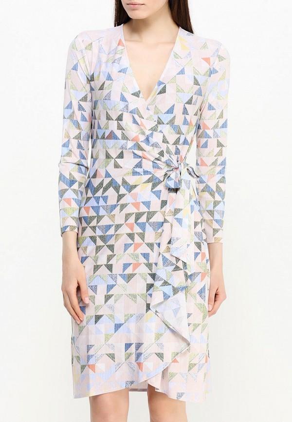 Платье-миди BCBGMAXAZRIA LIK63A49: изображение 3