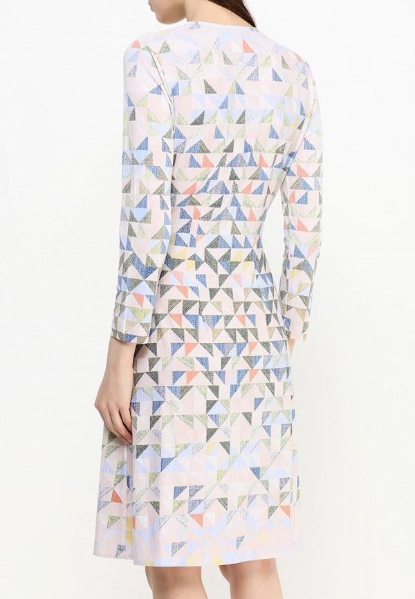 Платье-миди BCBGMAXAZRIA LIK63A49: изображение 4